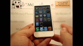 Iphone 5 How To Activate Siri How To Use Siri Apple Iphone 5 Tutorial