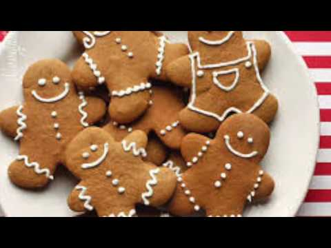 DIY Gingerbread Cookies! Under 10 Minutes : WowRecipies