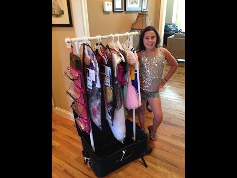 Glam Racks Garment Rack Quick Assembly