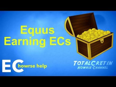 Equus Earning ECs - EC Howrse Help