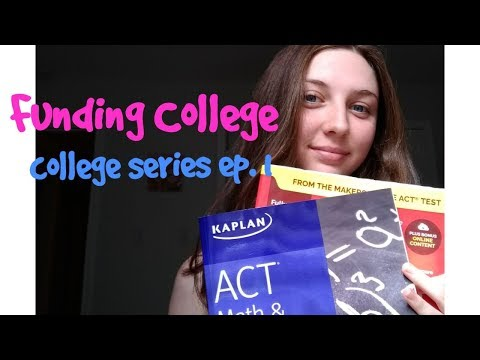 College Advice: MONEY for School (FAFSA, essays, and more)