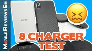 Is 7.5W Qi-Charging on the iPhone X and 8
