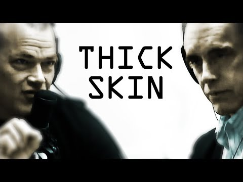 The Importance of Having Thick Skin - Jocko Willink and Jordan Peterson
