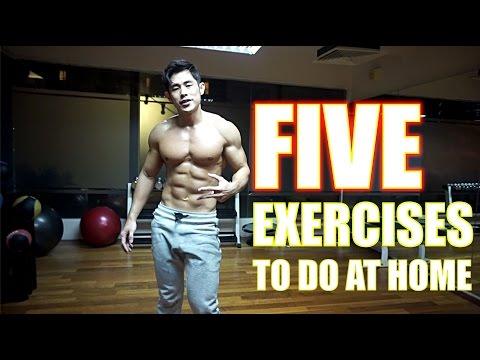 5 Fat Burning Exercises