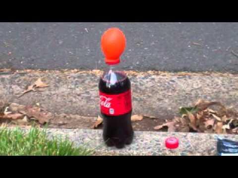 Robert Experiment Soda & Pop Rocks