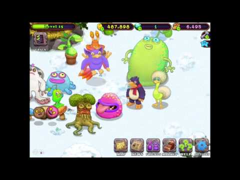How To Breed The Deedge In My Singing Monsters