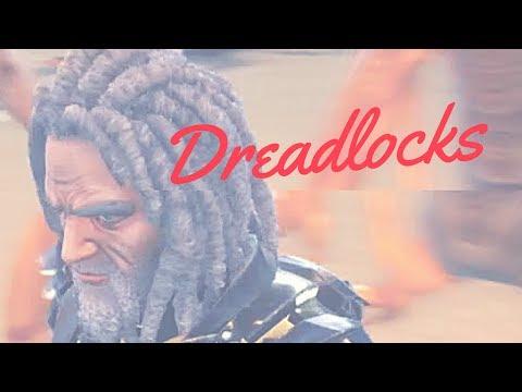 Ark Styles 101: Fully Grown Dreadlock Hair & Beard