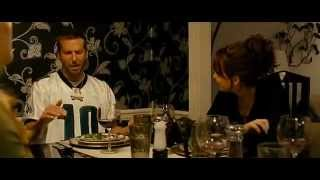 Silver Linings Playbook (2012) - The Dinner Situation [Sub ENG]