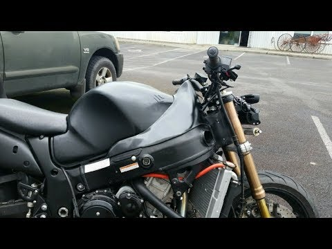 7 steps to turn your sport bike into a streetfighter/cafe racer