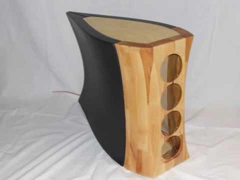 DIY Arduino CNC 3D milling speaker 1