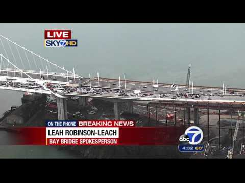 Protesters Stop Bay Bridge Traffic V.3