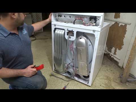 Whirlpool Dryer Not Heating - Diagnosing Common Issues