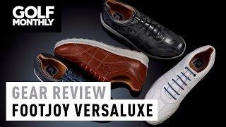 FootJoy VersaLuxe Golf Shoe Review