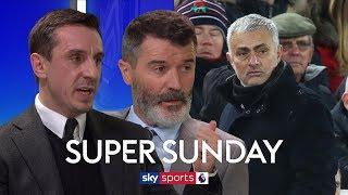 Roy Keane & Gary Neville On Whether Sacking Mourinho Would Fix Man United