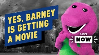 Get Out's Daniel Kaluuya Is Producing a Barney Movie - IGN Now
