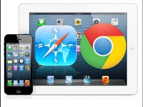 Safari vs Google Chrome : iOS Browser Comparison