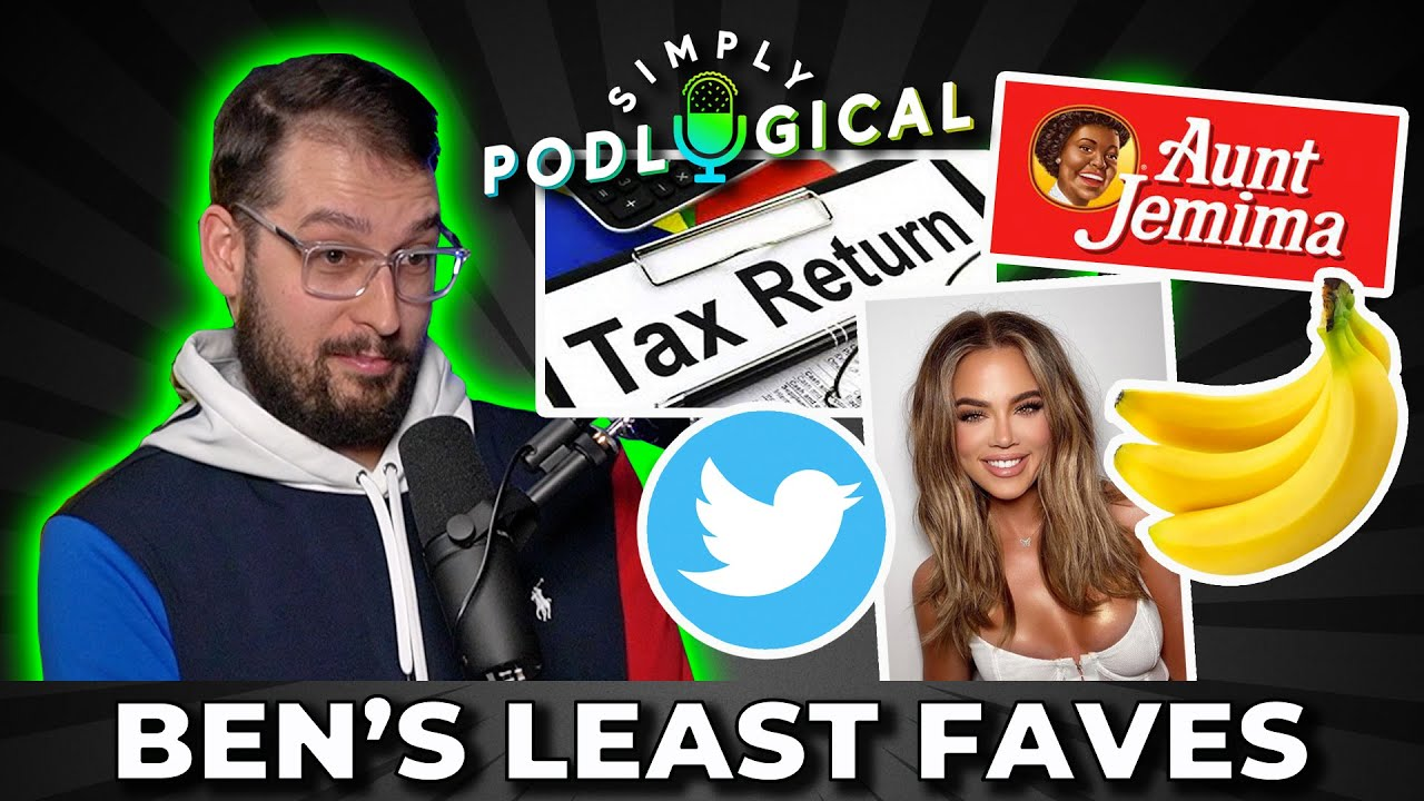Ben's Least Favourite Things - SimplyPodLogical #18