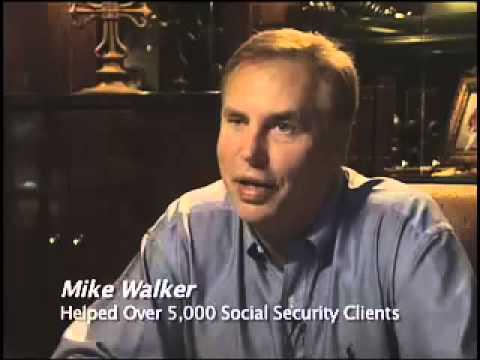 Mike Walker Nashville Attorney - Social Security Commercial