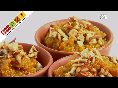 Red Pumpkin Ka Halwa - Turban Tadka
