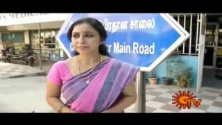 Tamil serial actress Rani navel show