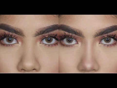 HOW TO CONTOUR YOUR NOSE (IN DEPTH) | EVERYTHINGBEAUTYXO