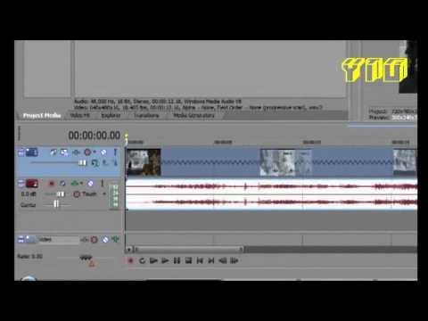 Tutorial | Slow Motion Sony Vegas Pro 10™ HD