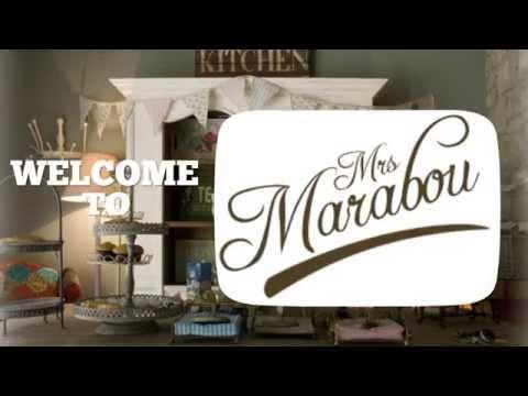 Mrs Marabou: Vintage Shabby N Chic!