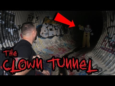 (We Found Something) Returning To The Haunted Clown Tunnel