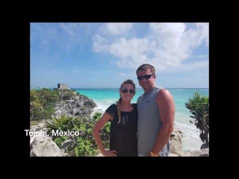 Mayan Ruins in Tulum, Mexico (Grand Cayman, Belize, Honduras)