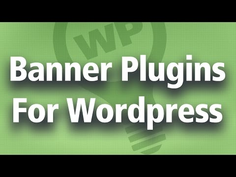 Best Wordpress Banner Plugin - Banner Rotator - Advertising Plugin - Max Banner Ads vs WP Bannerize