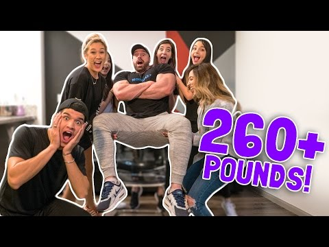 FINGER LIFT CHALLENGE!! ORIGINAL (IMPOSSIBLE)