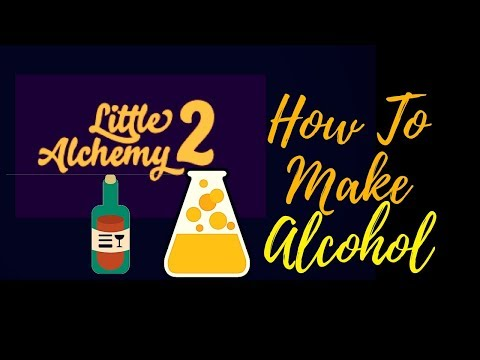 Little Alchemy 2-How To Make Alcohol Cheats & Hints