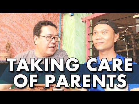Taking Care of Parents: Strategies for People with Financially Dependent Parents