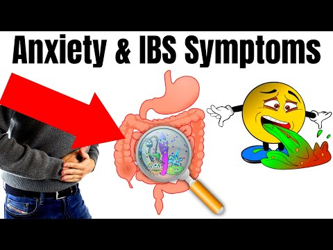 Anxiety and IBS Symptoms