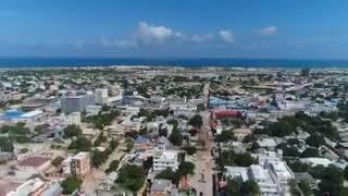 Muuqaal Yaab leh Mogadishu City of Somalia  Maaliyaada Dekedda Mogadishu