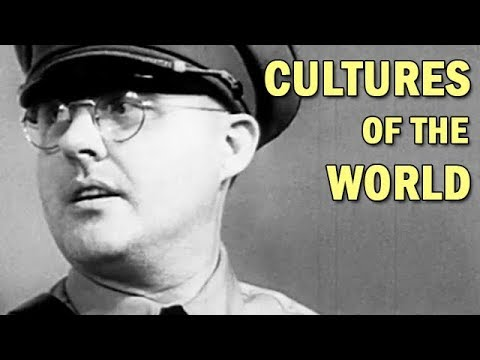 Cultural Differences Around the World | Educational Film | 1954