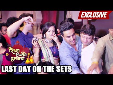 Last Day Celebration of Rishta Likhenge Hum Naya | SONY TV
