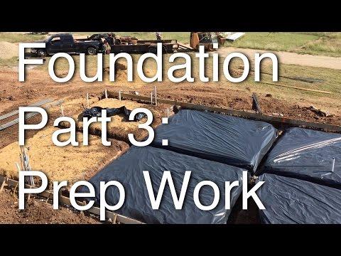 Foundation Part 3: Prepping Foundation