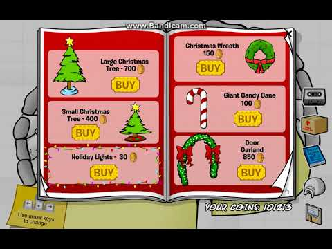 Club Penguin Rewritten Part 46 Holiday with us!