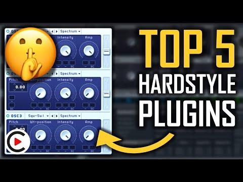 FL STUDIO HARDSTYLE PLUGINS | The 5 Best VST's for Making Hardstyle, Rawstyle or Hardcore