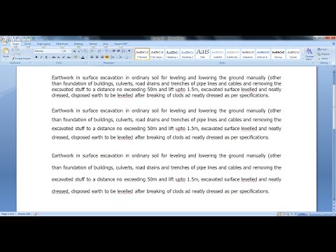 Shortcut Key for Line Spacing in MS Word
