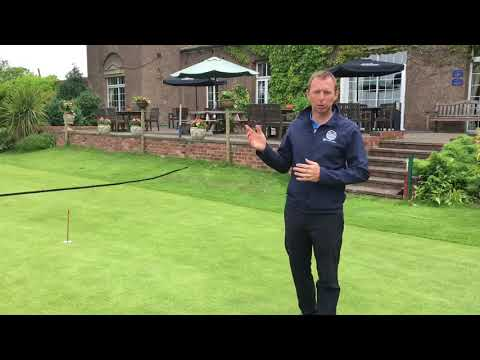 This weeks news from Halesowen Golf Club including quick putting practice drill