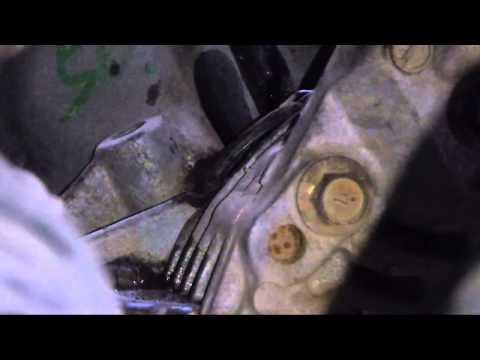 9 Nissan X Trail Transmission Oil Change