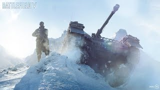 5 Minutes of Battlefield V Conquest Gameplay (1080p 60FPS)