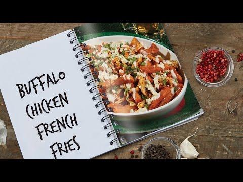Copper Chef Pan Buffalo Chicken Fries