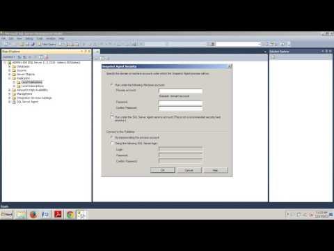 SQL Server tutorial 72: How to configure a transactional publisher.