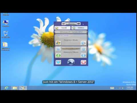 Activate Trial Version Of Windows 8 For Free.......