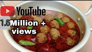 Kofta Recipe/Beef kofta curry/کوفتے کا سالن/Eid special recipe/hindi & urdu