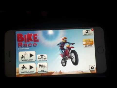 Bike race free bike IOS