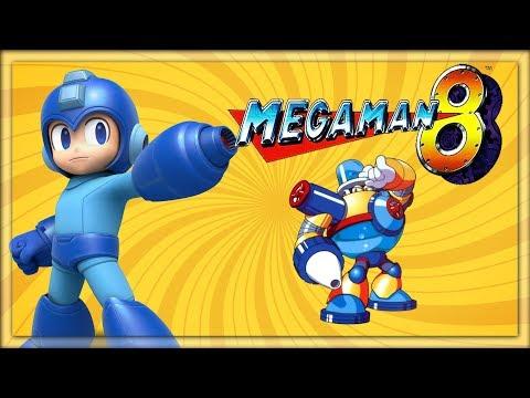 Mega Man 8 - Aqua Man's Stage (Wide Screen 1080p) Xbox 1/PS4